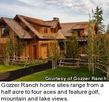 Meldman Gozzer Ranch