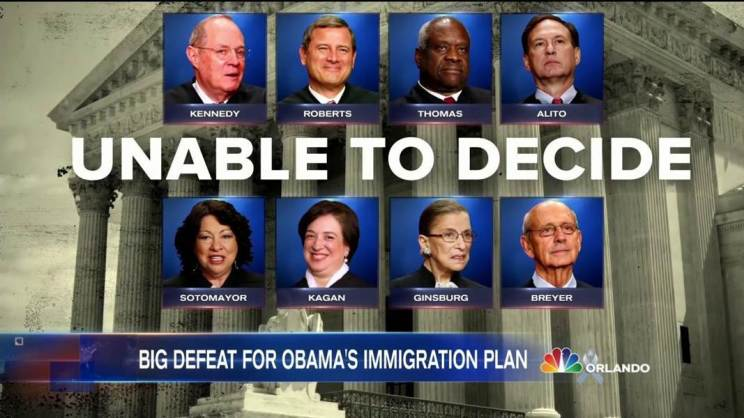 Obama amnesty halted