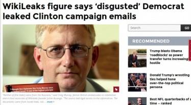 Russia DNC leak wikileaks