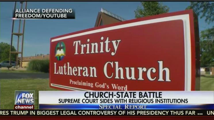 SCOTUS Trinity