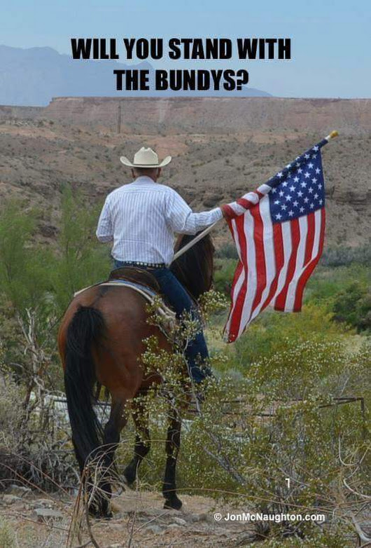 Stand-With-Cliven-Bundy-Horesback-Flag