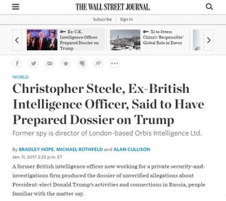 Steele dossier
