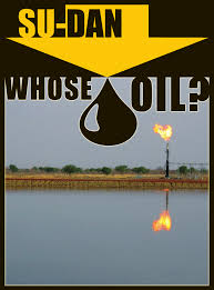 sudan whose oil