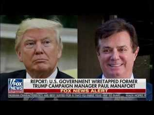 Trump Manafort Wiretap