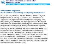 UN Replacement Population 2