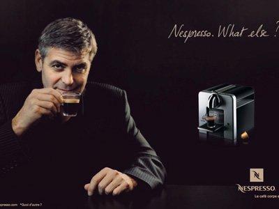 Clooney Nespresso Ad